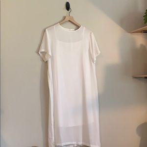 90s inspired Midi dress